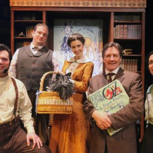 "Experiential Theater Company's show, ""Journey to Oz"": Producing Artistic Director's interview: Take a listen!"