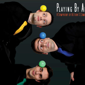 Playing by Air: Do Good and Juggle!