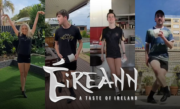 A Taste of Ireland – The Toilet Paper Challenge!